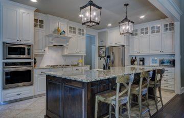 Consejos para maximizar el espacio de tu cocina